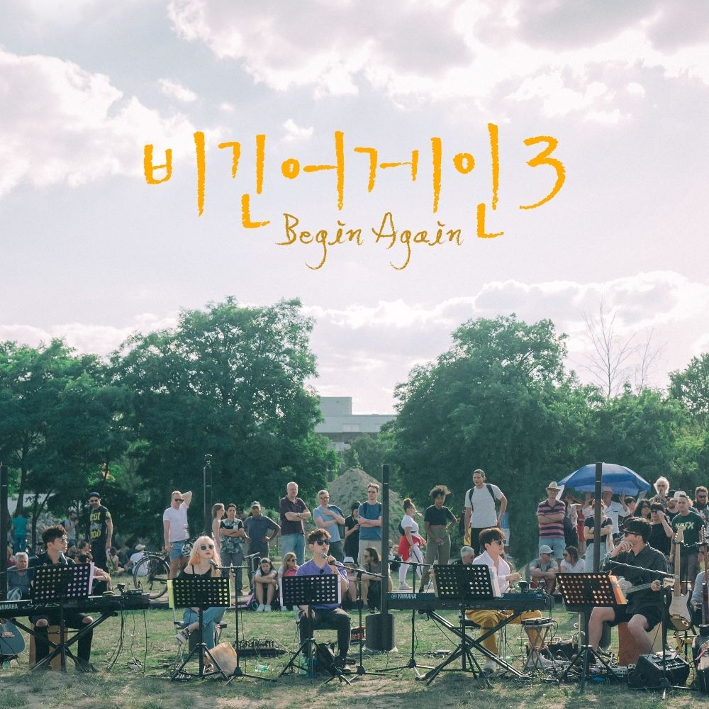 Various Artists – JTBC Begin Again 3 Episode 9