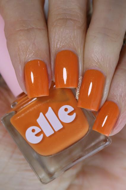 Elle Tangerine