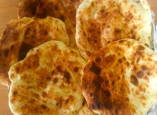 A for Lifestyle: Easy Grain Free Pita Bread