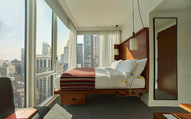 Arlo NoMad is a boutique award-winning hotel in New York City, North of Madison Square Park & just a short walk from the Empire State Building.
