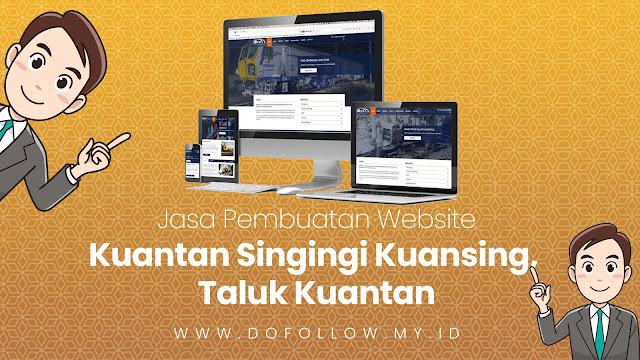 Jasa Pembuatan Website Kuantan Singingi Kuansing, Taluk Kuantan