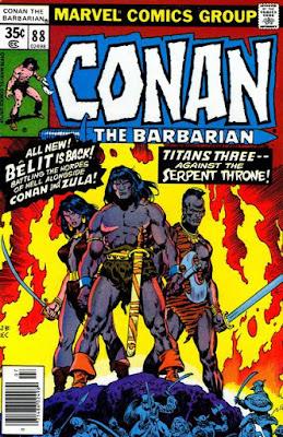 Conan the Barbarian #88