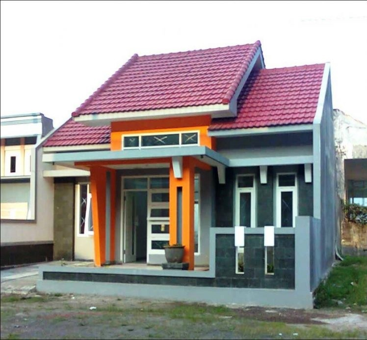 atap rumah minimalis