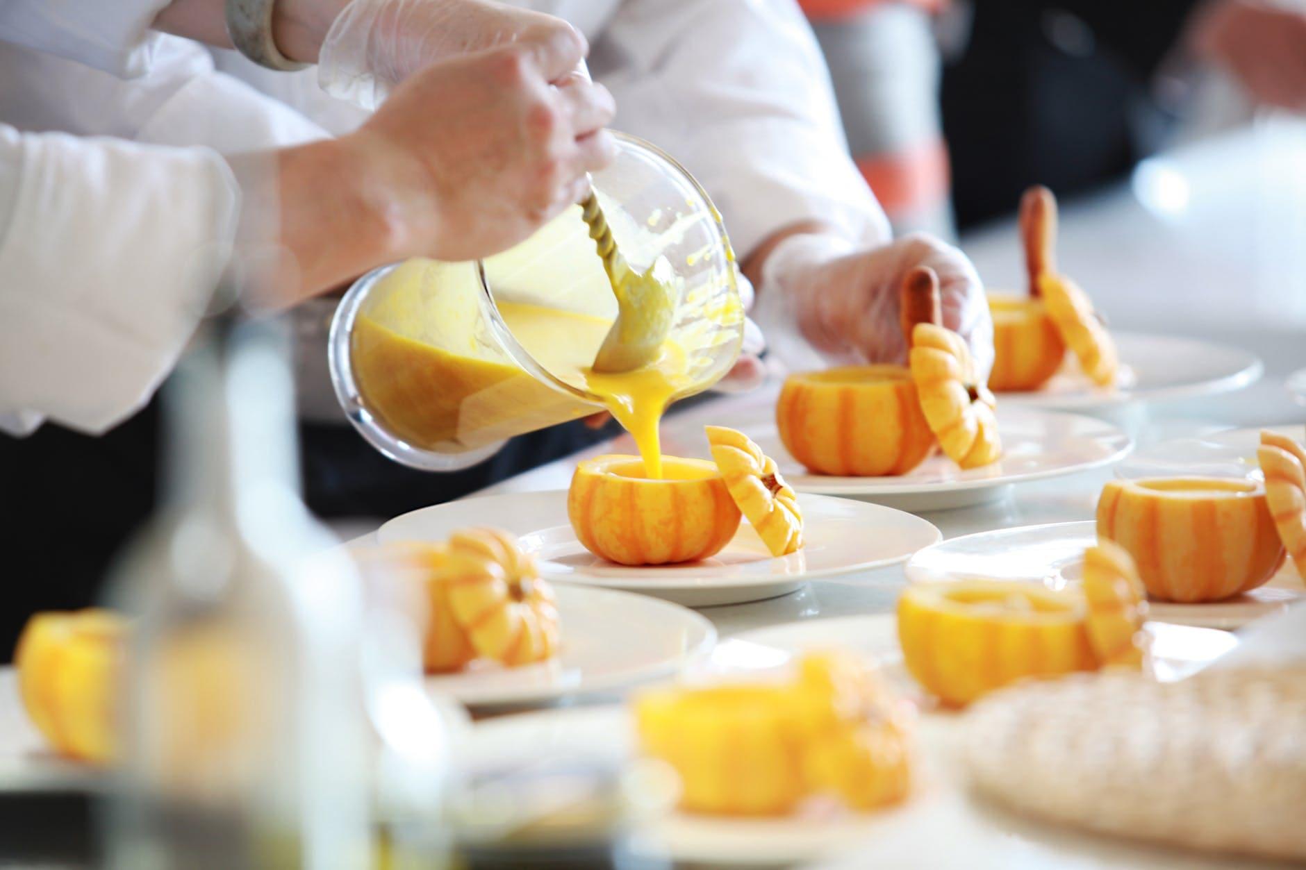 How to make honey pumpkin jam