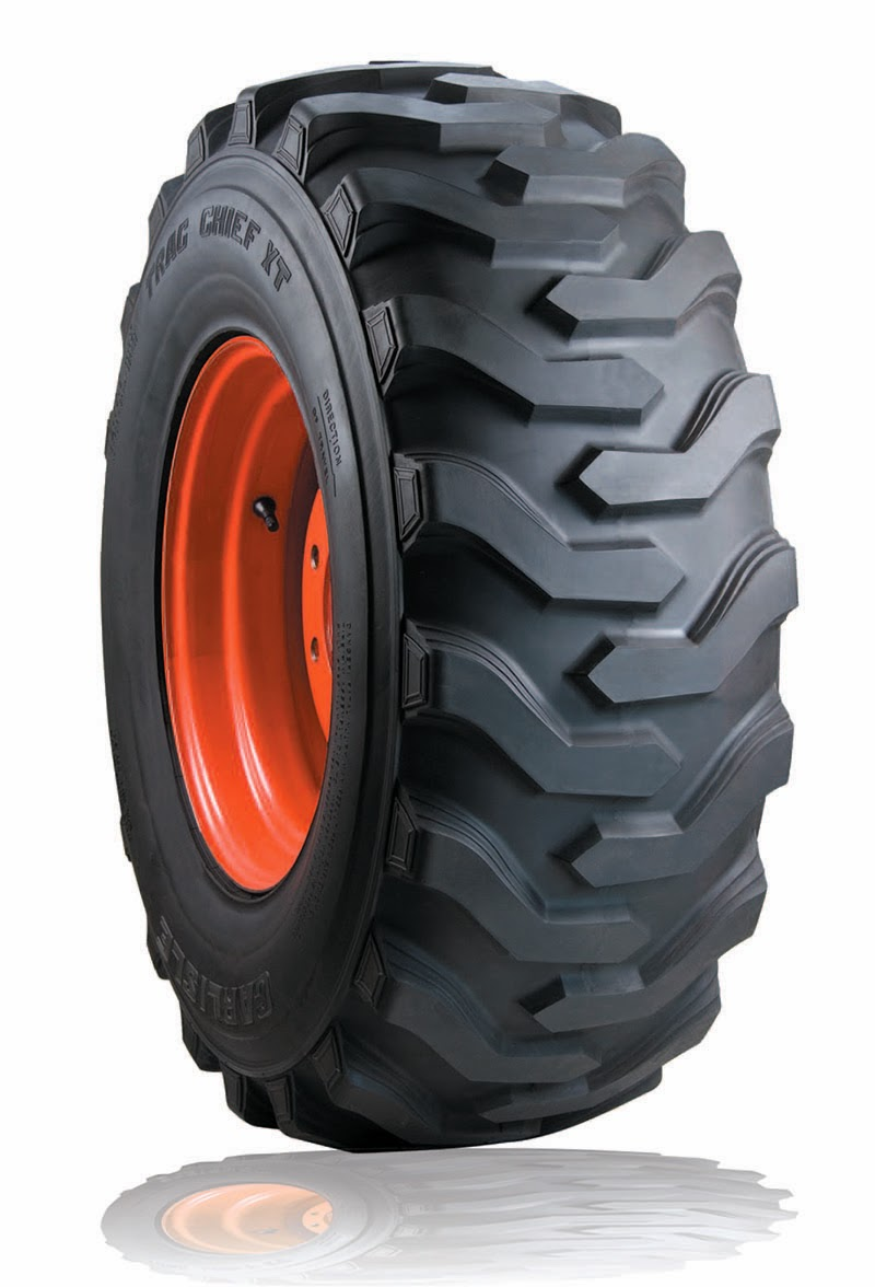 Best Tires For Snow >> Prowler Rubber Tracks and Tires: Best Skid Steer Tires for Winter