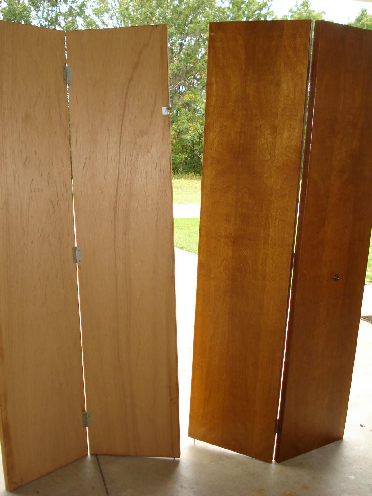 Rustchic Repurposed Closet Door Art
