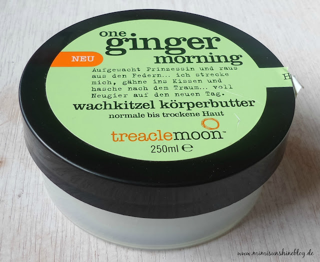 "treaclemoon ""one ginger morning"" Körperbutter"