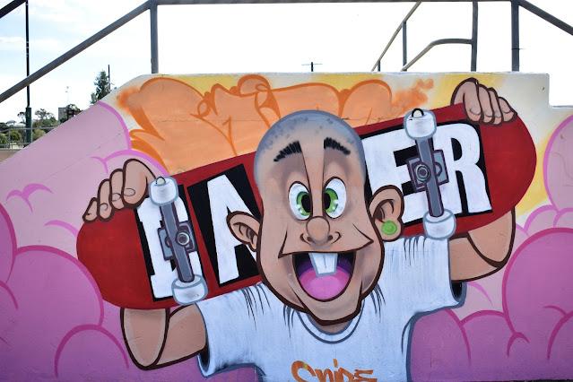 Junee Street Art by Styles400