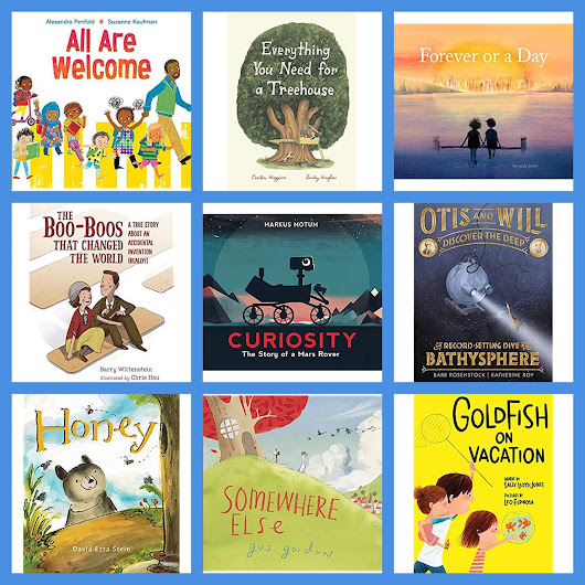 New Picture Books for 2018