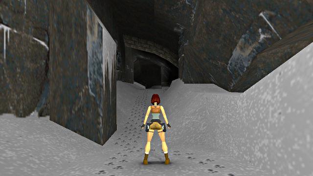 Tomb Raider Online - Image du Jeu