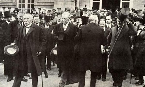 Perjanjian Versailles 28 Juni 1919 : Akhir Perang Dunia 1