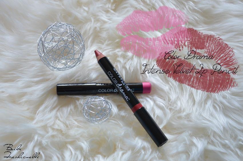 Color Drama Intense Velvet Lip Pencil Produktbild