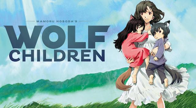 Wolf Childern 2012