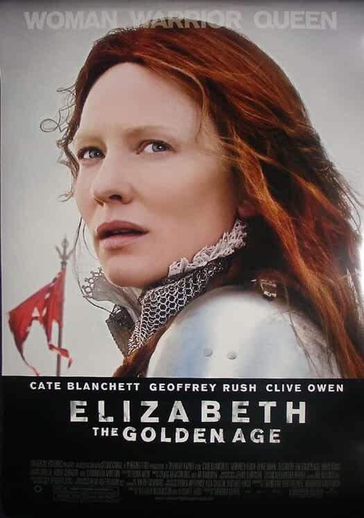 Elizabeth The Golden Age 2007 x264 720p Esub BluRay Dual Audio Hindi English GOPI SAHI