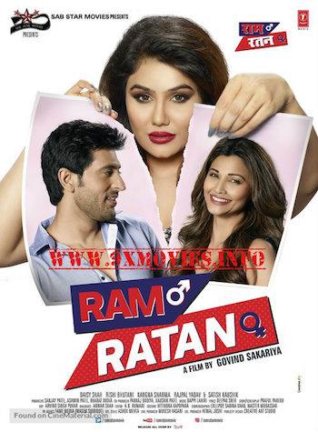 Ram Ratan 2017 Hindi 720p DVDRip 850MB