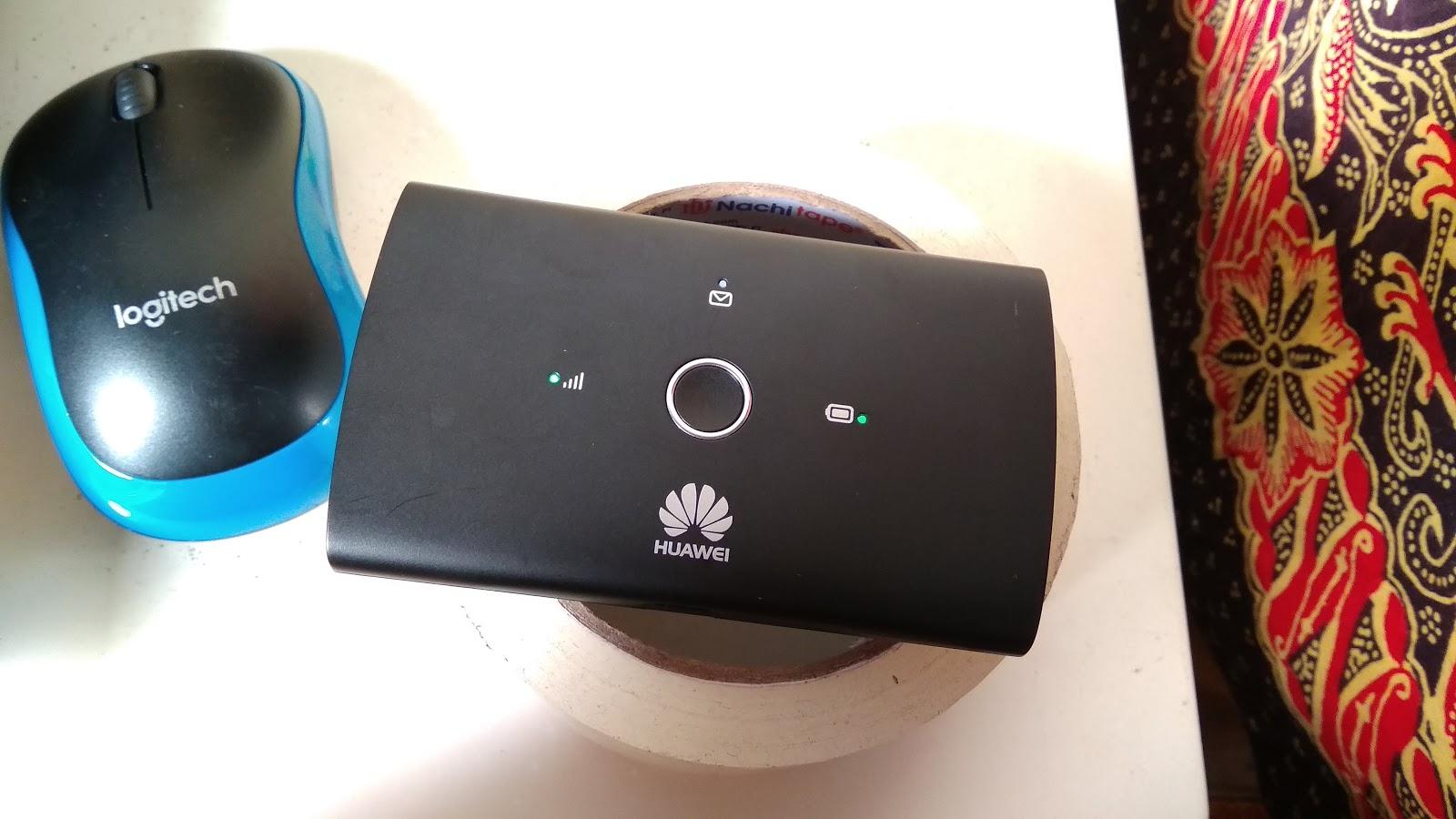 mifi Huawei E5673 unlock paket internet telkomsel