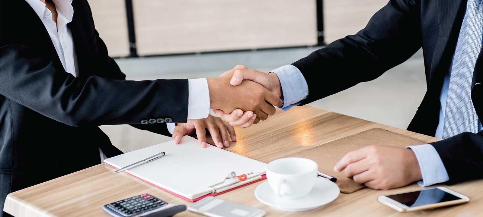 deal perjanjian proteksi asuransi antara nasabah dan marketing