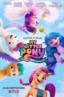 My Little Pony: Nueva Generación (2021) HD 1080P Latino [GD-MG-MD-FL-UP-1F] LevellHD