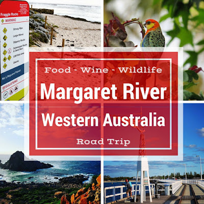Road Trip to Margaret River in Western Australia