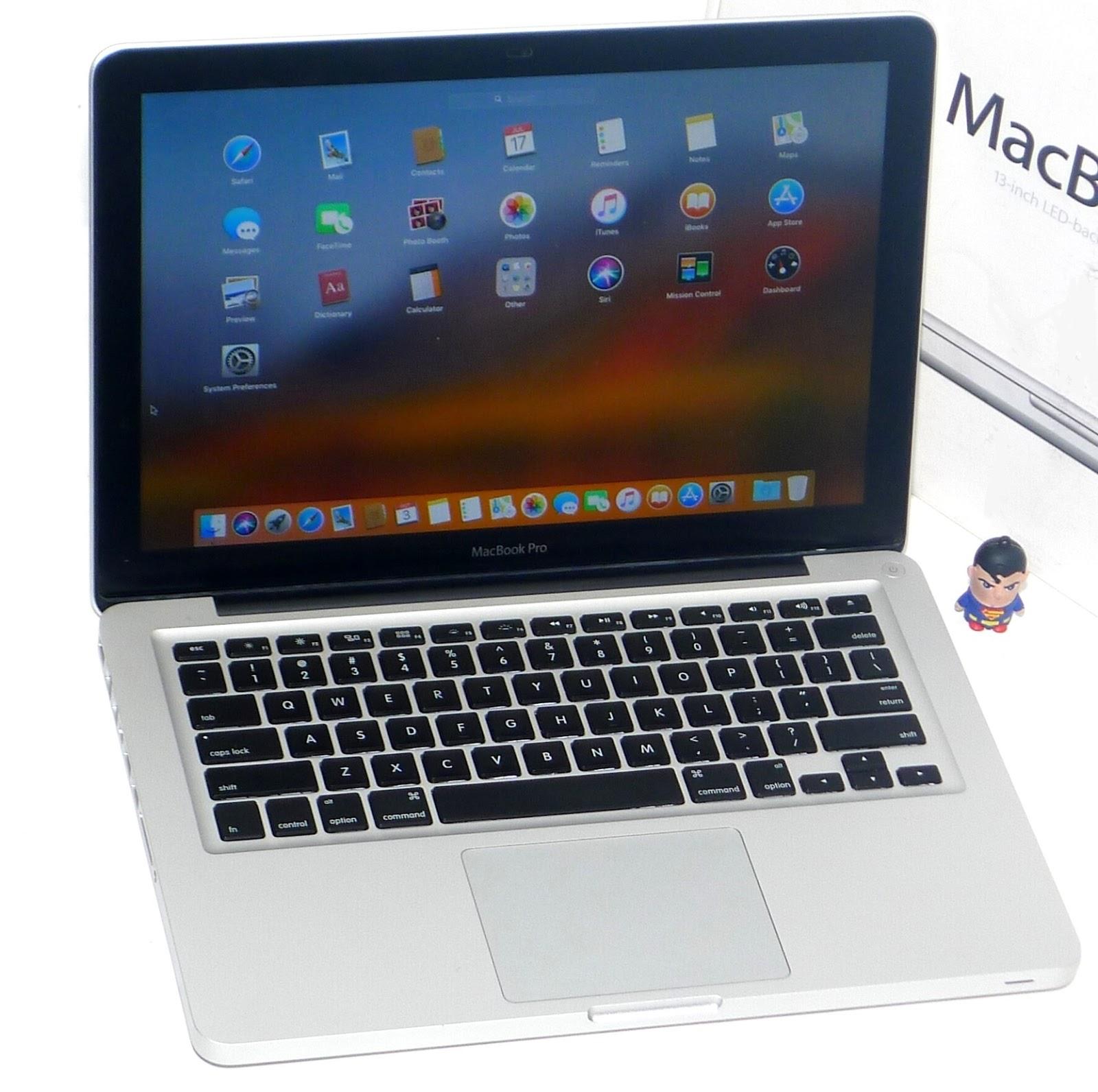 Jual MacBook Pro MD101 Core i5 Mid 2012 Second Fullset