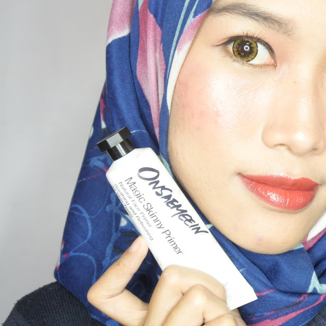 Belanja Primer Make Up Korea