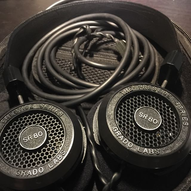 grado open back headset