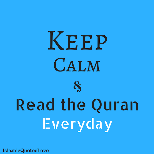 Ramadantip let Qur'an be your best friend!  Listen, recite and understand Qur'an!