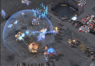 Gameplay Starcraft 2 Heart Of The Swarm