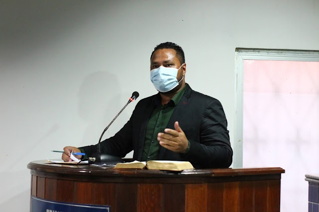 SANTA RITA: Vereador Dayvison Juan apresenta projeto de lei que proíbe a instalação de Camaroeira na área dos campos naturais