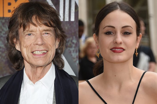 ¡Capo! Mick Jagger tiene 73 años y acaba de tener a su 8vo hijo con una sexi bailarina de 29 años