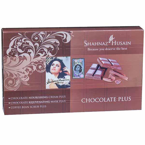 Shahnaz Husain Chocolate Kit In Hindi