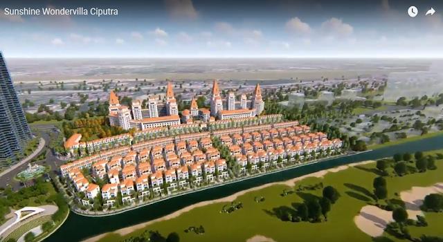 Khám phá siêu dự án Sunshine Wonder Villas