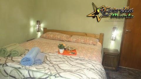 Dormitorios de las Cabañas