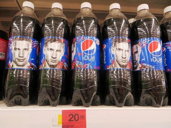 Чемпионат по футболу Пепси