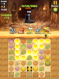 Best Fiends – Puzzle Adventure v5.8.2 Mod Apk (Unlimited Energy/Money/Ad-Free)