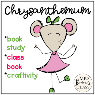 Chrysanthemum book study companion- great for the beginning of the school year. Lots of learning ideas and guided reading activities that focus on character education. A great back to school book for K-1. Common Core aligned. #bookstudy #literacy #guidedreading #charactereducation #backtoschool #1stgrade #kindergarten #bookstudies #bookcompanion #bookcompanions #picturebookactivities #chrysanthemum #kevinhenkes #1stgradereading #kindergartenreading