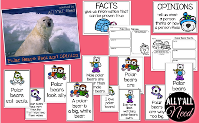 Polar Bears Facts and Opinions by All Y'all Need