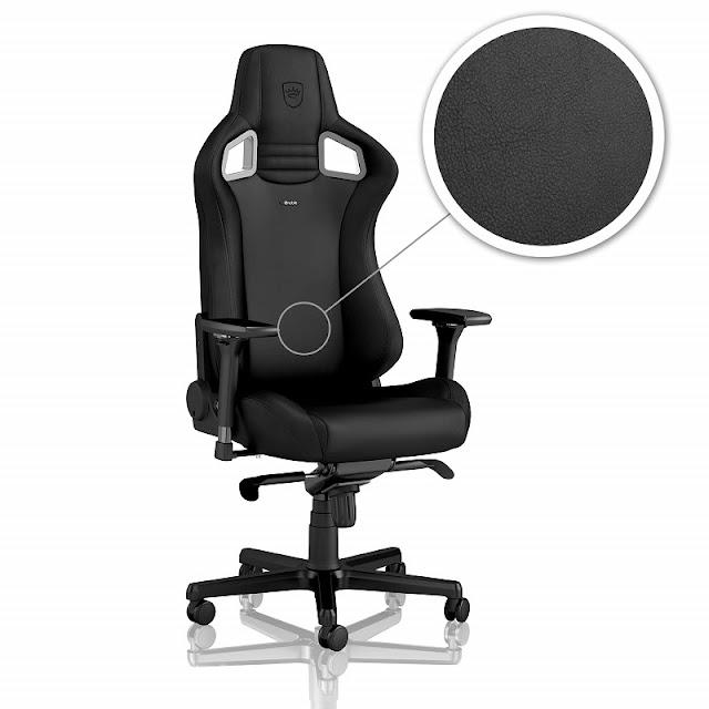 Tiêu chuẩn lựa chọn ghế gaming: Chất liệu