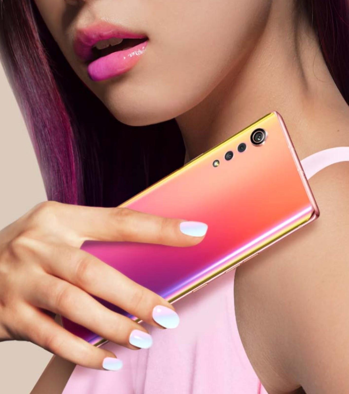LG annuncia il nuovo smartphone Velvet | Video