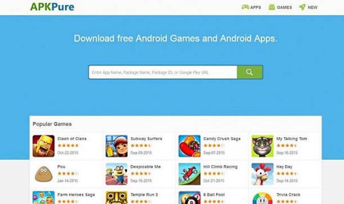 Website Teraman tuk Download APK Android - APKPure