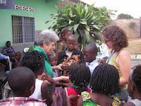 Plan cuatrienal, materiales infancia misionera, María Isabel Correig, el rincón misionero, Ekolo ya Bondeko, solidaridad