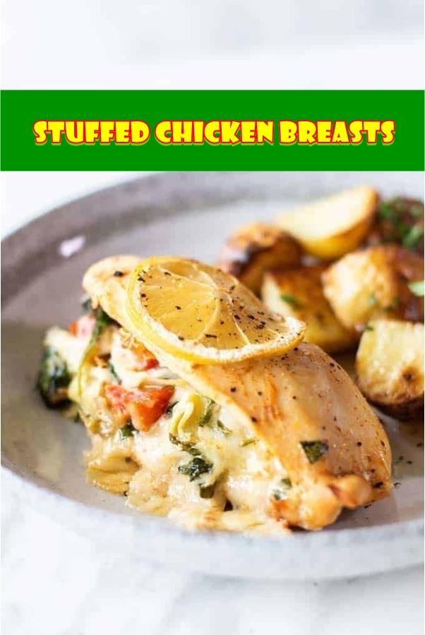 #Stuffed #Chicken #Breasts