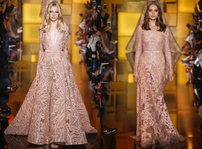 Best fall 2015 haute-couture collections