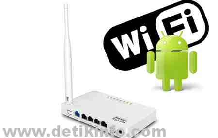 Cara Ganti Password dan SSID WiFi router Netis dari HP Android