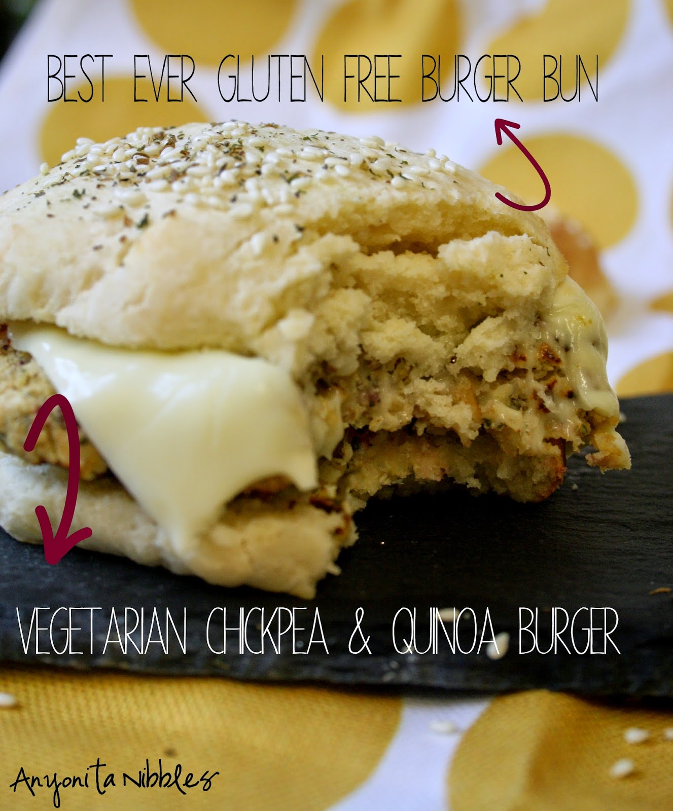 I love how easy and delicious these recipes sound! The quinoa chickpea burgers are moist and the gluten free bread is easy!