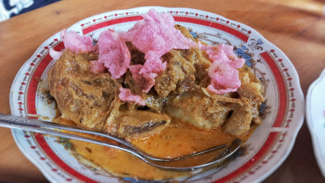 kuliner pariaman sumatera barat
