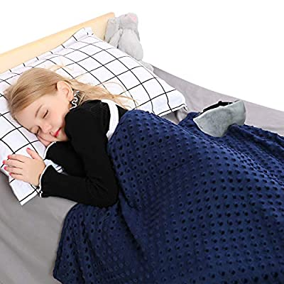 40% OFF ON Kids Weighted Blanket 4 Piece Set