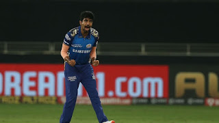 DC vs MI Qualifier 1 IPL 2020 Highlights