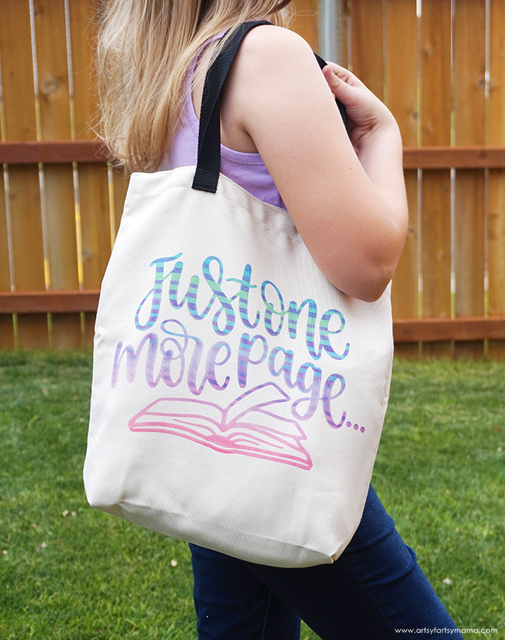Cricut Infusible Ink Library Tote