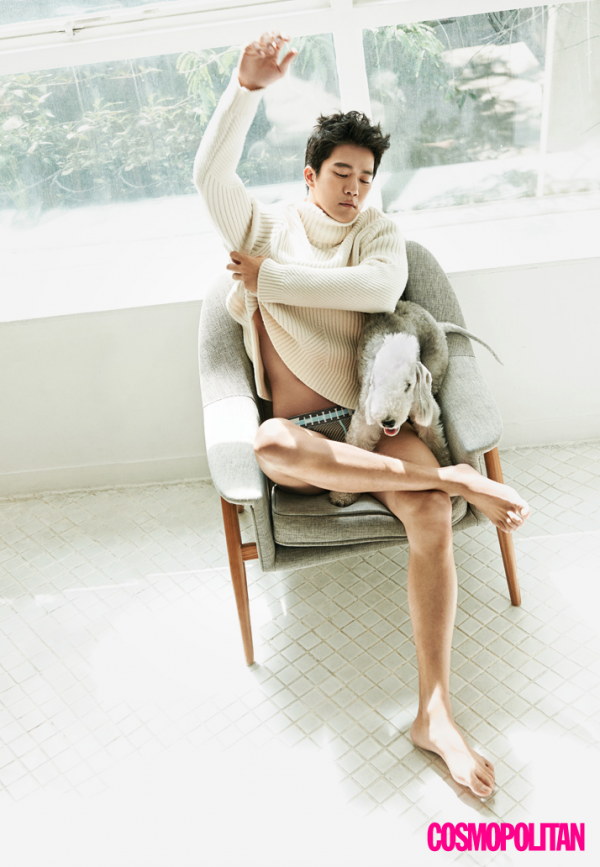 Actor Ha Seok Jin Opens Up About His Struggle With Low